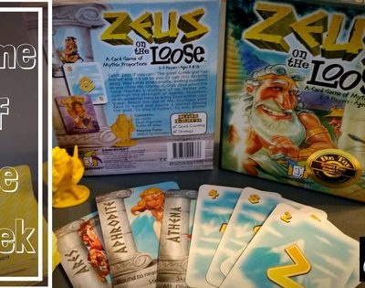 Game of the Week: Zeus on the Loose