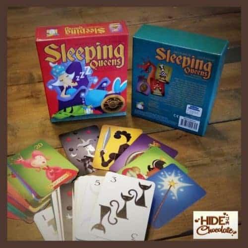 Game of the Week: Sleeping Queens Game