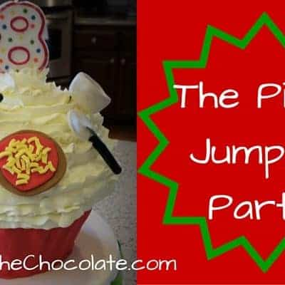 Pizza Party: The Pizza Jumping Birthday