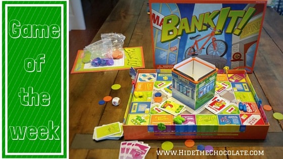 Game of the Week: Bank It!