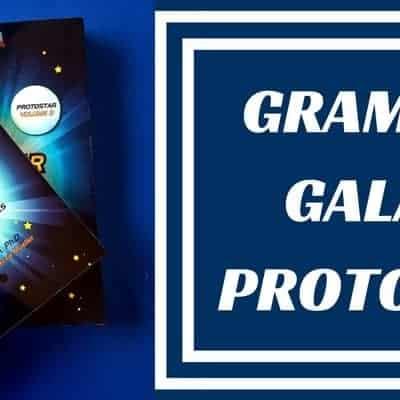 Grammar Galaxy Protostar: Grammar Just Got Fun