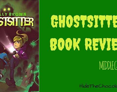 GHOSTSITTER BOOK REVIEW