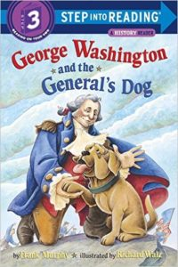 george washington and the dog