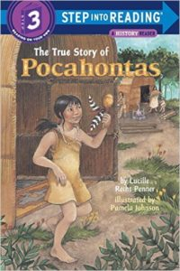 true story of pocohontas