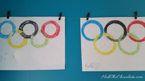 Ancient Greece and The Olympics Rings