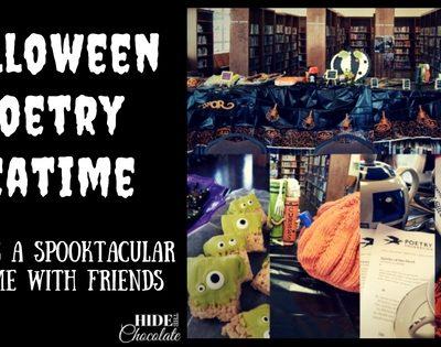 Halloween Poetry Teatime