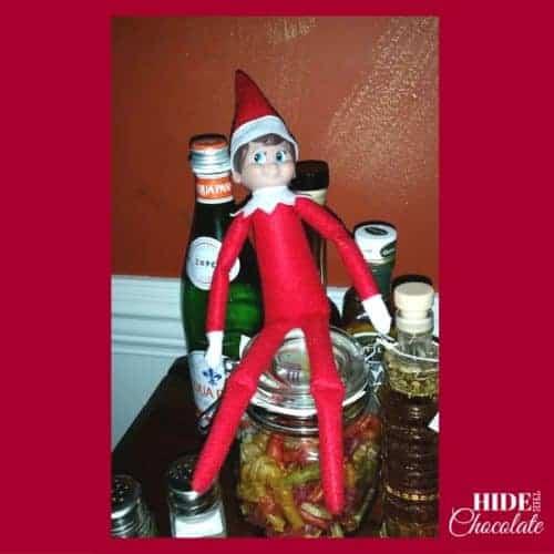 Elf on Italian Pasta