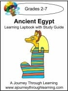 Ancient Egypt Learning Lapbook with Study Guide