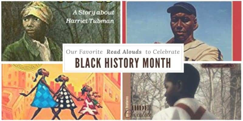 Our Favorite Read Aloud Books to Celebrate Black History Month