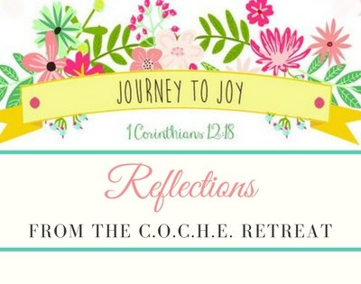 Journey to Joy: Reflections on the COCHE Retreat