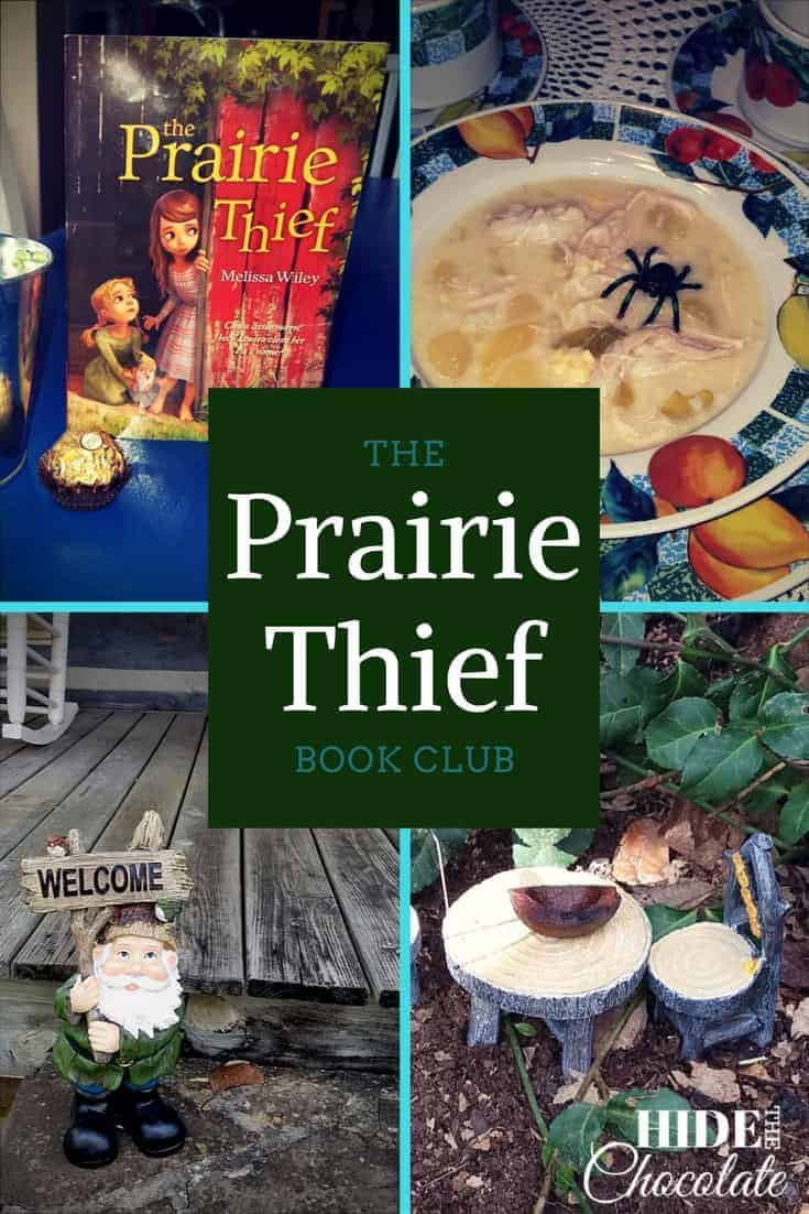 Prairie Thief Book Club