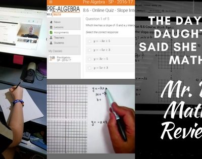 Mr. D Math Review