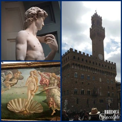 Homeschool Travel Journal: Italy Museums