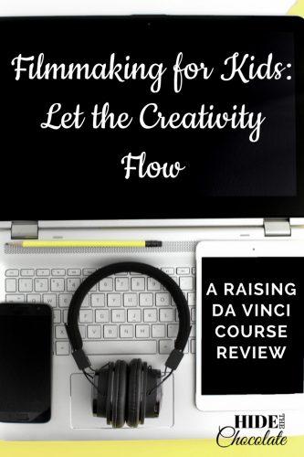 Filmmaking for Kids: Let the Creativity Flow