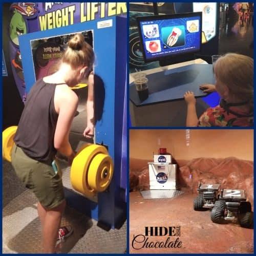 FieldSchooling at NASA - Exhibits