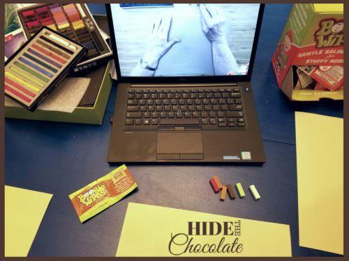 Brave Writer Lifestyle Daily Routine - Chalk Pastel